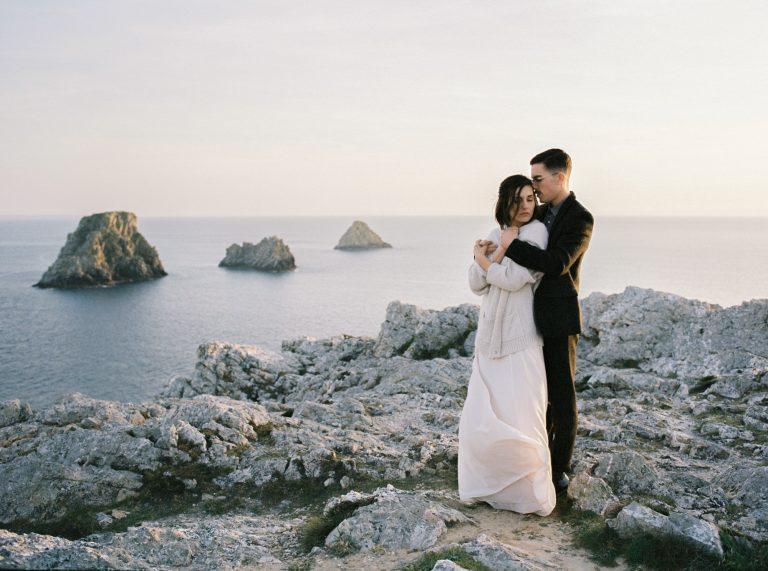 Mariage sur la presquile de Crozon - Warren Lecart